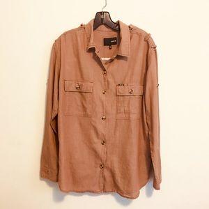 Hurley Ex-Boyfriend Fit Wilson Shirt